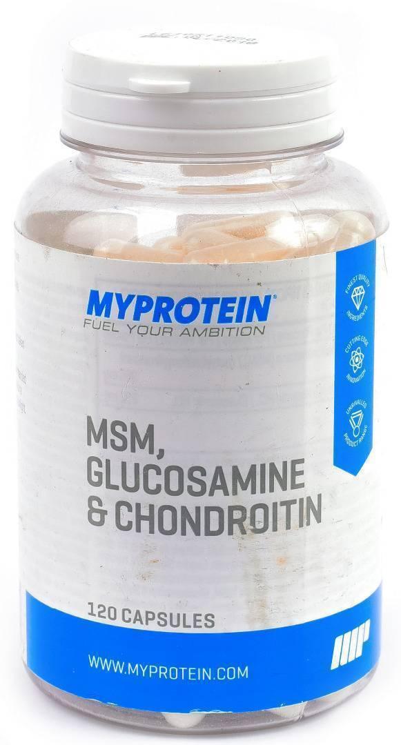 glucosamine myprotein fum de remediu comun